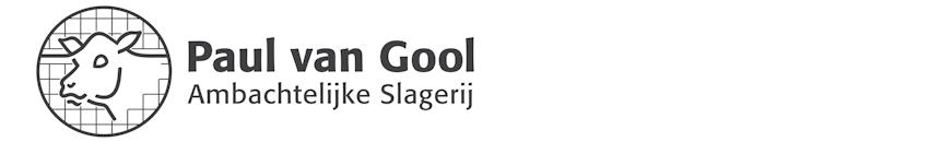 Welkom bij de ambachtelijke Slagerij Paul van Gool